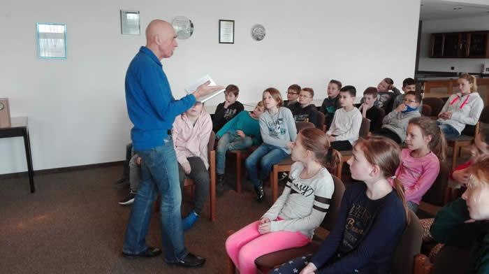 Herr Bombelmann und seine tollen Geschichten